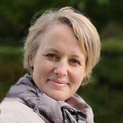 Organisatorin Christiane Reiser