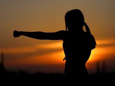 Selbstverteidigung, Karate